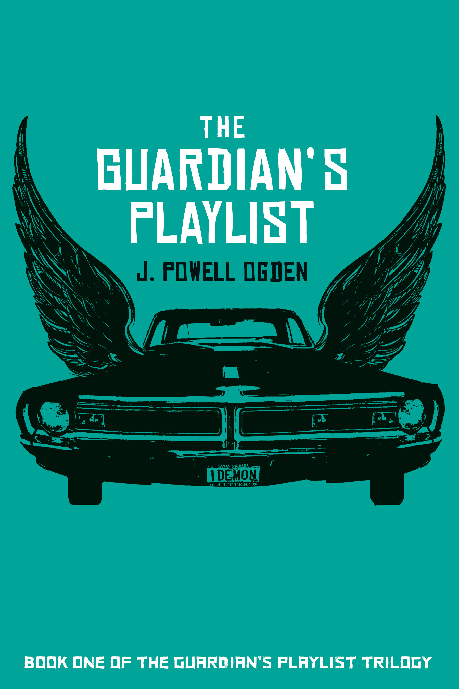 BOOK ONE of The Guardian's Playlist Trilogy